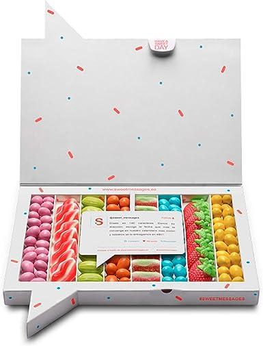 Sweet Messages Mcandy - Caja De Regalo Original Con Chocolates Y ...
