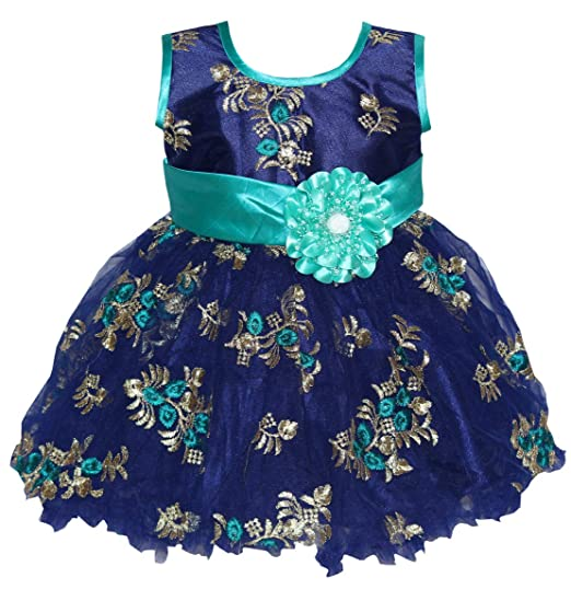edc289075 Twinkle Star Baby Girls Fairy Frock Dresses Wear  Amazon.in ...