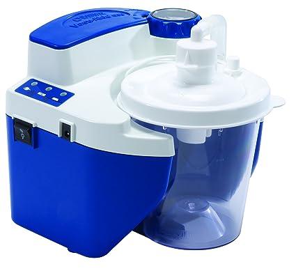 aspirador quirúrgico devilbiss 7314p-ne vacuaide qsu SILENCIOSO con batería: Amazon.es: Industria, empresas y ciencia