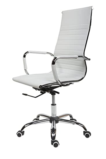 Designer Bürostuhl design bürostuhl chrom rahmen elegance chefsessel drehstuhl