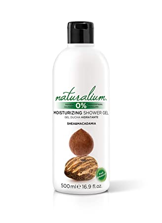 Naturalium Shower Gel - 500 ml Shea and Macadamia 500 ml white ... 70d0d40e289