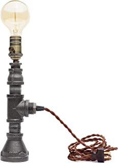 product image for Pipe Industrial Table-Top Desk Lamp Made in America (Princeton Lamp)