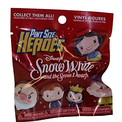 Funko Pint Size Heroes: Snow White Collectible Vinyl Figure: Funko Pint Size Heroes:: Toys & Games