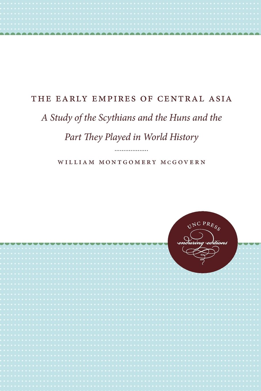 Download The Early Empires of Central Asia ebook