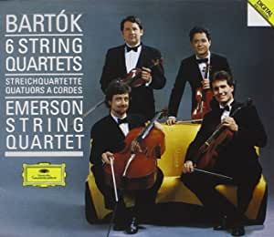 String Quartets 1-6