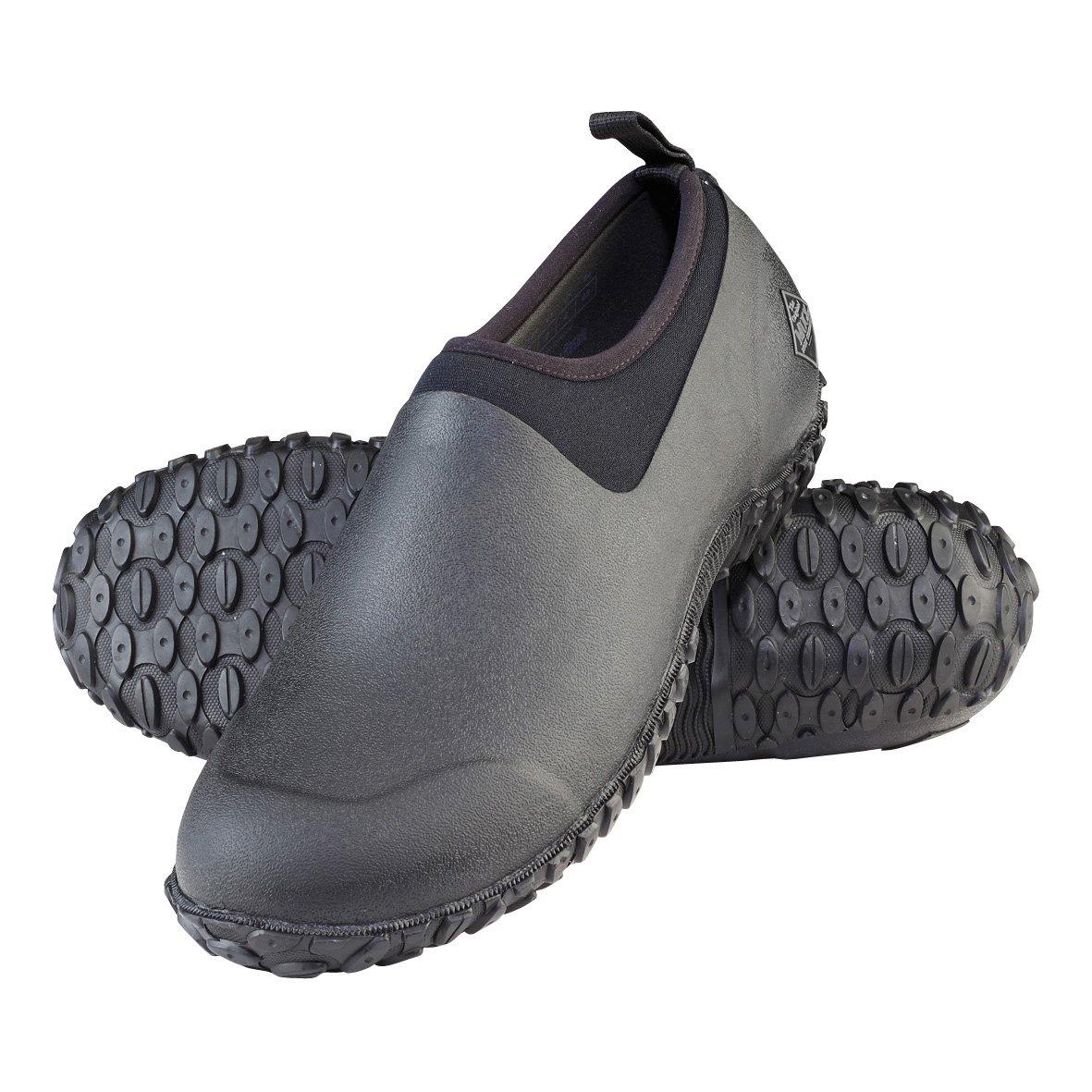 Muckster ll Men's Rubber Garden Shoes,black,9 US/9-9.5 M US by Muck Boot