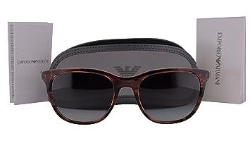 d2e681aaee0b Amazon.com  Emporio Armani EA4086 Sunglasses Pink Brown Havana w ...