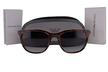 3434528fb782 Amazon.com  Emporio Armani EA4086 Sunglasses Acquerello Antique Pink ...