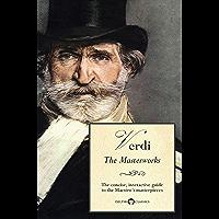 Delphi Masterworks of Giuseppe Verdi (Illustrated) (Delphi Great Composers Book 8) book cover