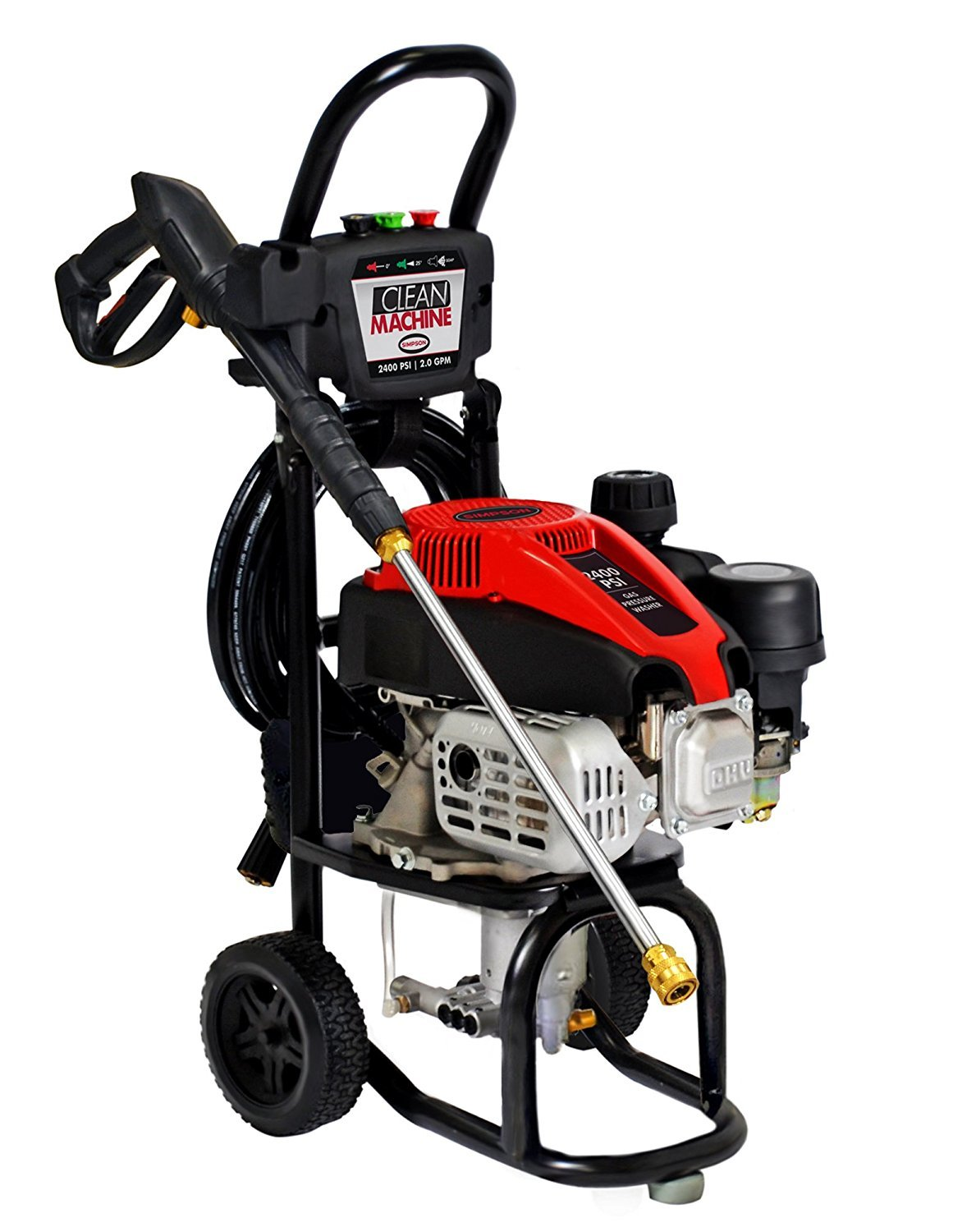 Simpson 2400 psi Pressure Washer