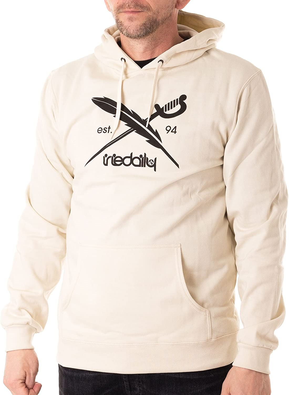 Iriedaily Daily Flag Hooded