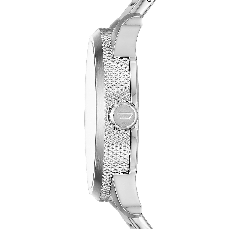 Diesel Men s DZ1763 Rasp Stainless Steel Watch