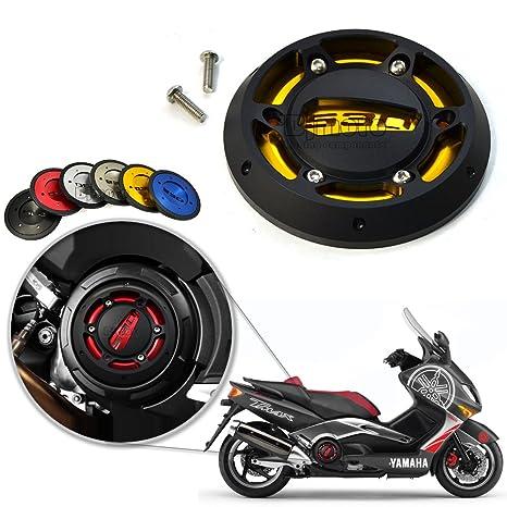 Protector de motor BJ Global de aluminio CNC para motocicleta Yamaha 530TMax (2012