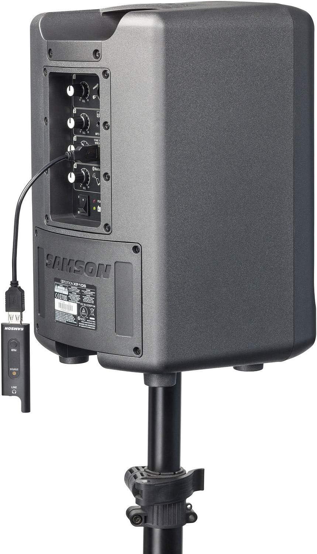 Samson XPD2 Headset USB Digital Wireless System with Extended Warranty Bundle