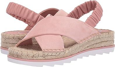 b34997267451 Marc Fisher LTD Women s Pella Light Pink Suede 5.5 ...