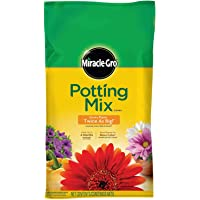 Deals on Miracle-Gro 75651300 Potting Mix, 1-Cubic Foot