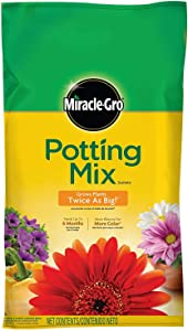 Miracle-Gro Potting Mix, 1 cu. ft.