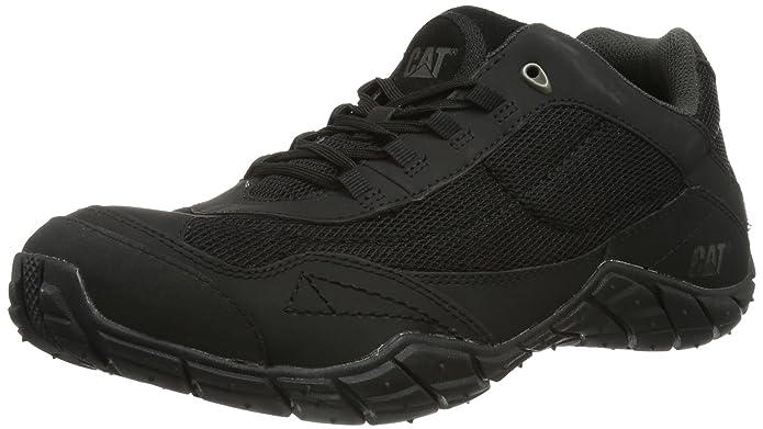 Cat Footwear INFLUX P717263 - Zapatillas para hombre, color negro, talla 40