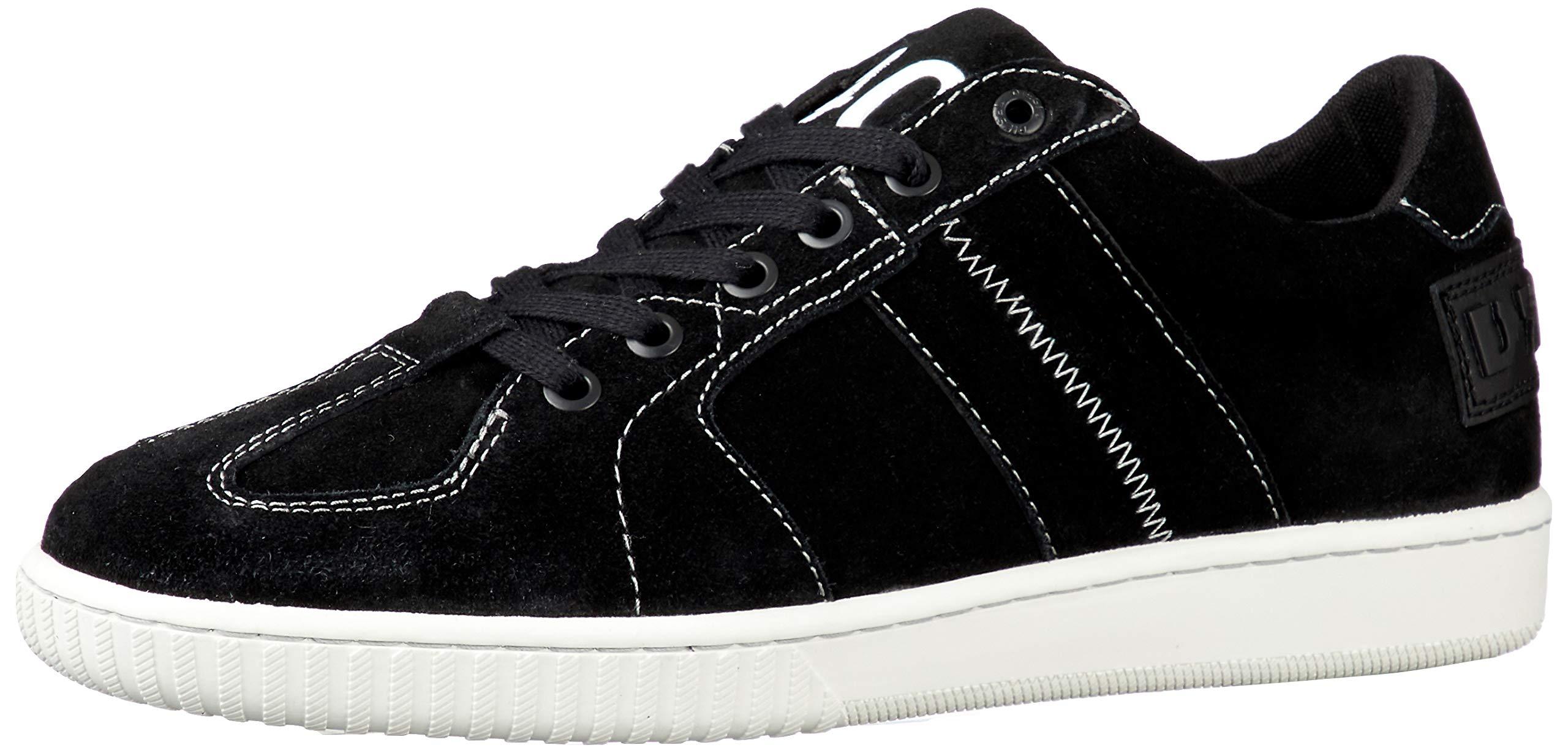 Diesel Men's Millenium LC Sneaker Black 9 M US