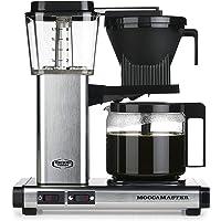 Moccamaster Filter Coffee Machine KBG 741 AO-UK Plug, 1.25 Litre, 1520 W, Brushed (Color : Brushed, Size : -)