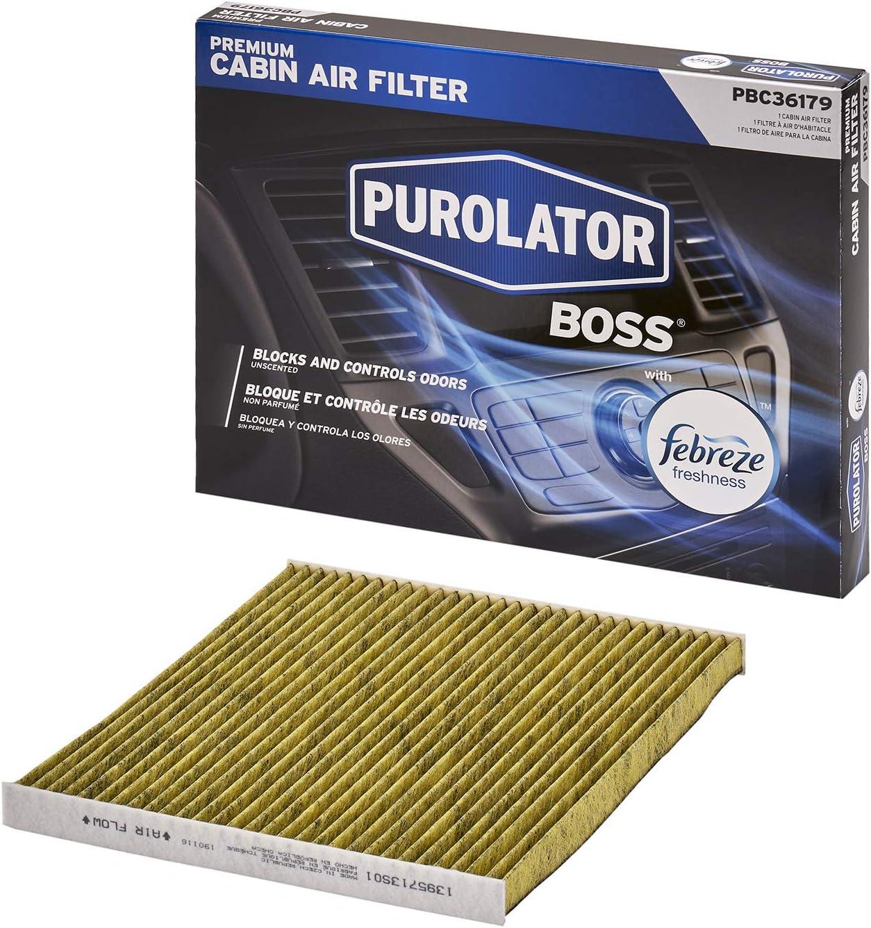 Purolator C36179 Single Cabin Air Filter