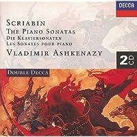 Scriabin: Pno Sonatas Nos.1 - 4