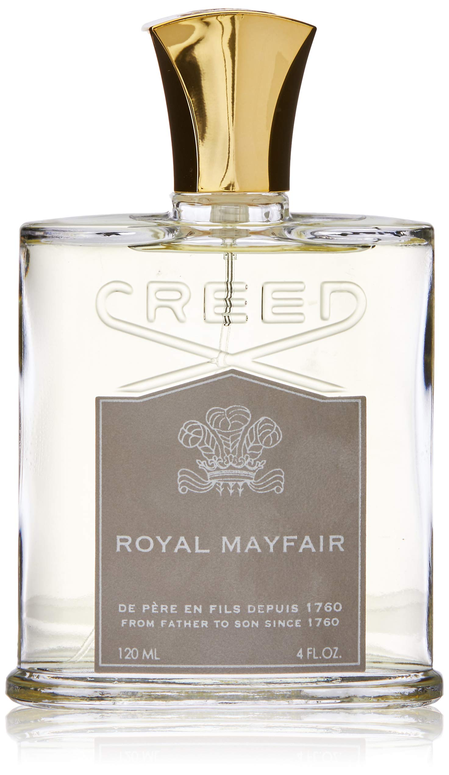 Creed Royal Mayfair Eau de Parfum Millesime Spray for Men, 4 Ounce