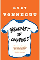 Breakfast of Champions: A Novel Paperback