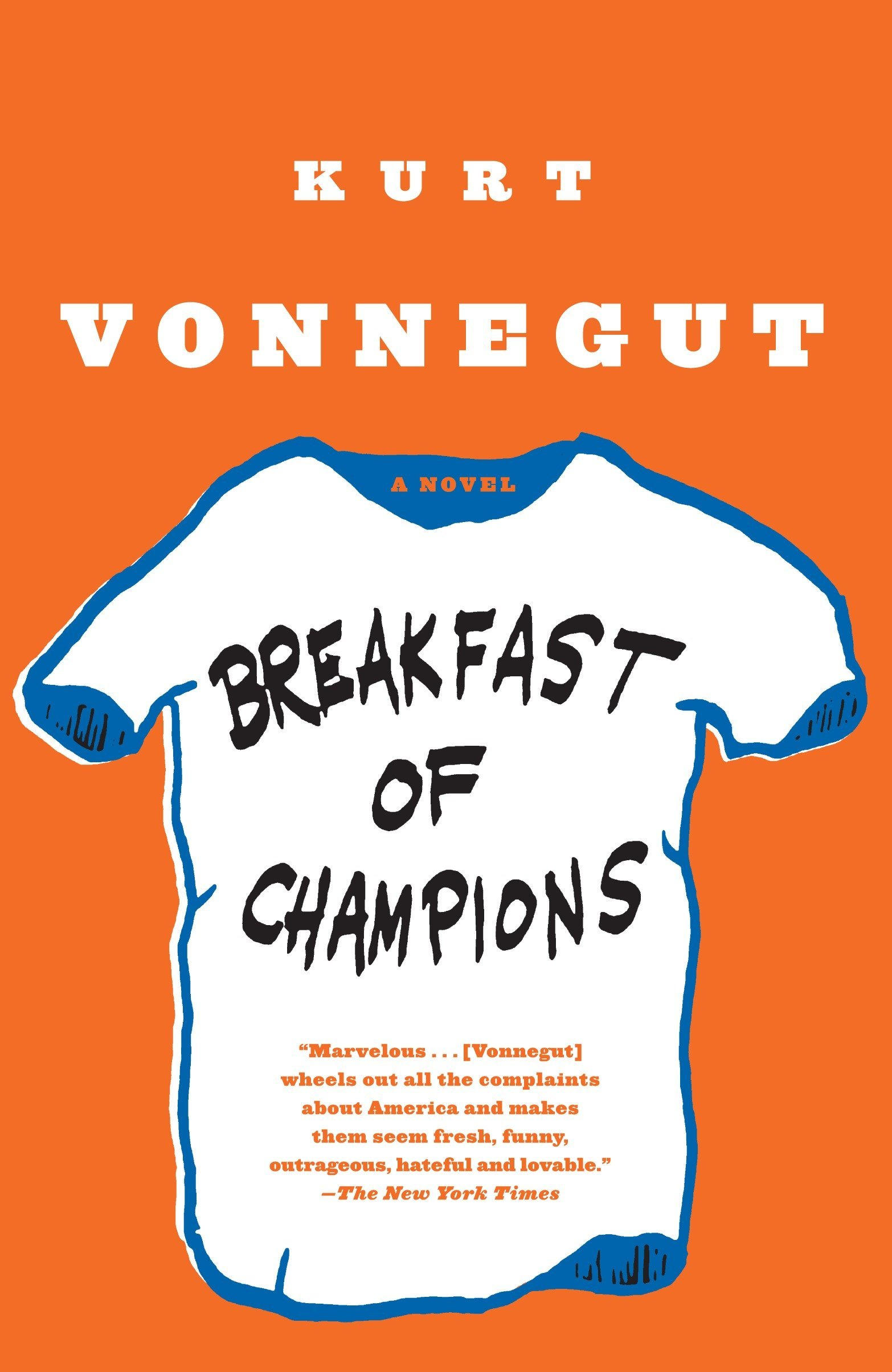 Breakfast of Champions: A Novel: Vonnegut, Kurt: 8580001068954: Books -  Amazon.ca