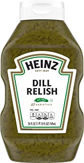 product image for Heinz Dill Relish (26 fl oz Bottles, Pack of 9)