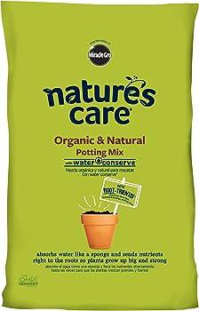 Miracle-Gro Nature's Care Organic Potting Soil