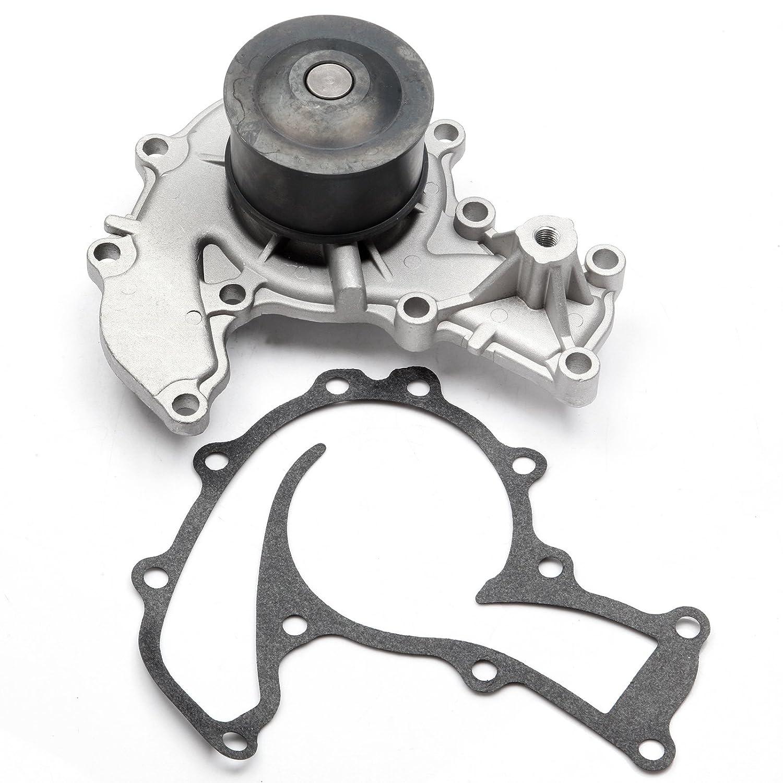 ECCPP TBK303 Fits 98-04 Honda Isuzu 3.2 3.5 6VD1 6VE1 Timing Belt Kit Water Pump