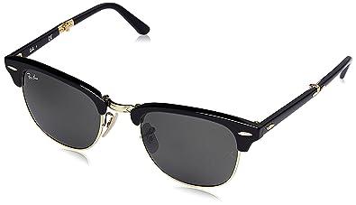 Amazon.com: Ray-Ban - Gafas de sol plegables unisex, Negro ...