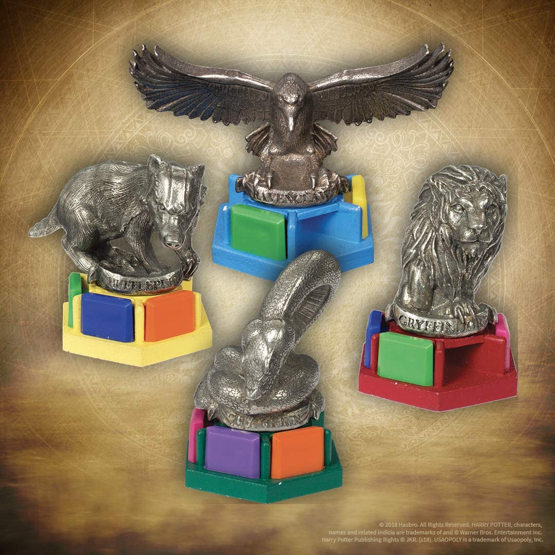 USAopoly World of Harry Potter Ultimate Ultimativ Edition Trivial Pursuit - Ingles: Amazon.es: Juguetes y juegos
