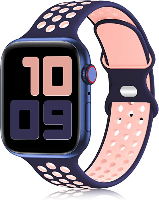 The Best Apple Watch 42 Mm Sport Band Silicone