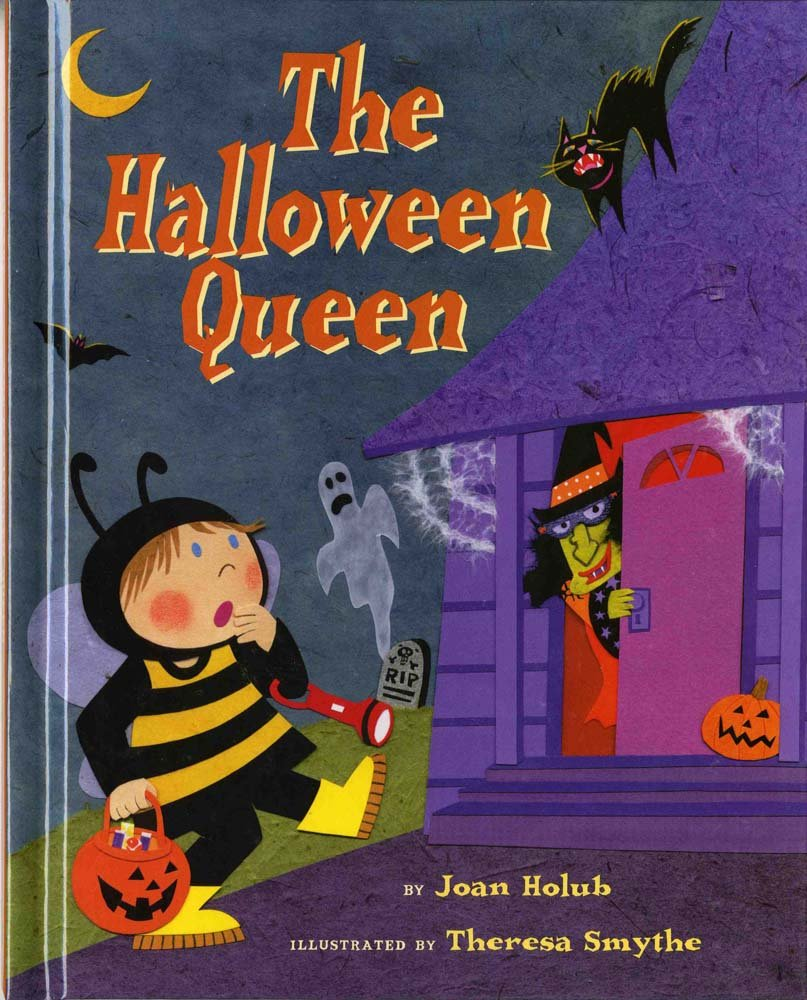 Download The Halloween Queen pdf