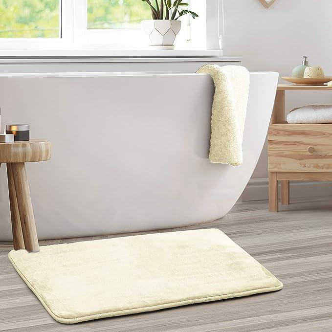 Non Slip Bath Mat Super Water Absorption Gulf Racing Mat Bath Memory Foam Bath Mat Large Soft And Comfortable Handmade Products Kolenik Home Kitchen