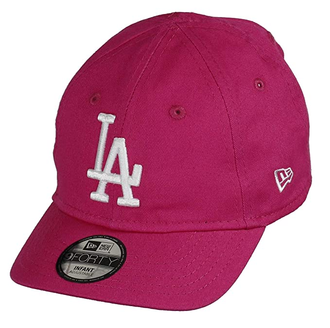 New Era Los Angeles Dodgers 9forty Adjustable Baby Cap League Essential