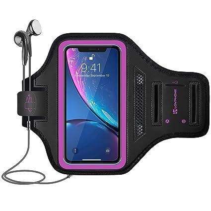 Amazon com: iPhone XR/Galaxy S10 Armband,LOVPHONE Sport Running