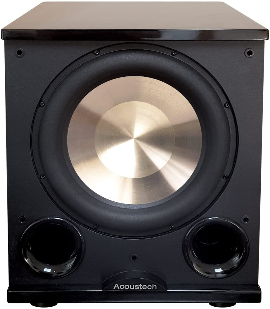 Bic Acoustech PL-200 II Subwoofer – Gloss Black