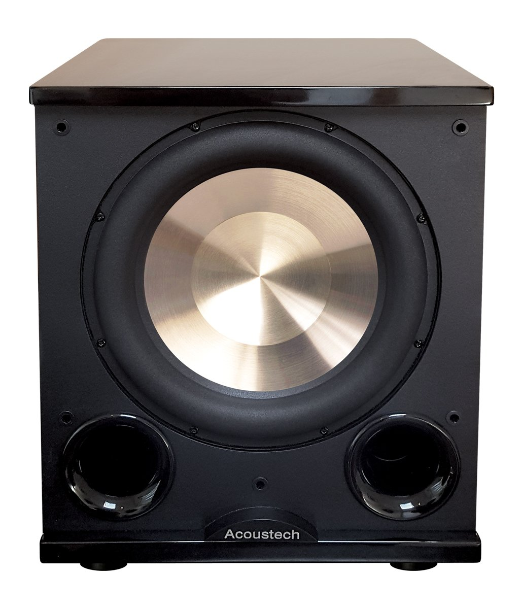 Bic Acoustech PL-200 II Subwoofer - Gloss Black by BIC