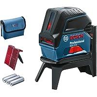 Bosch Professional Nivel láser GCL 2-15 (láser rojo