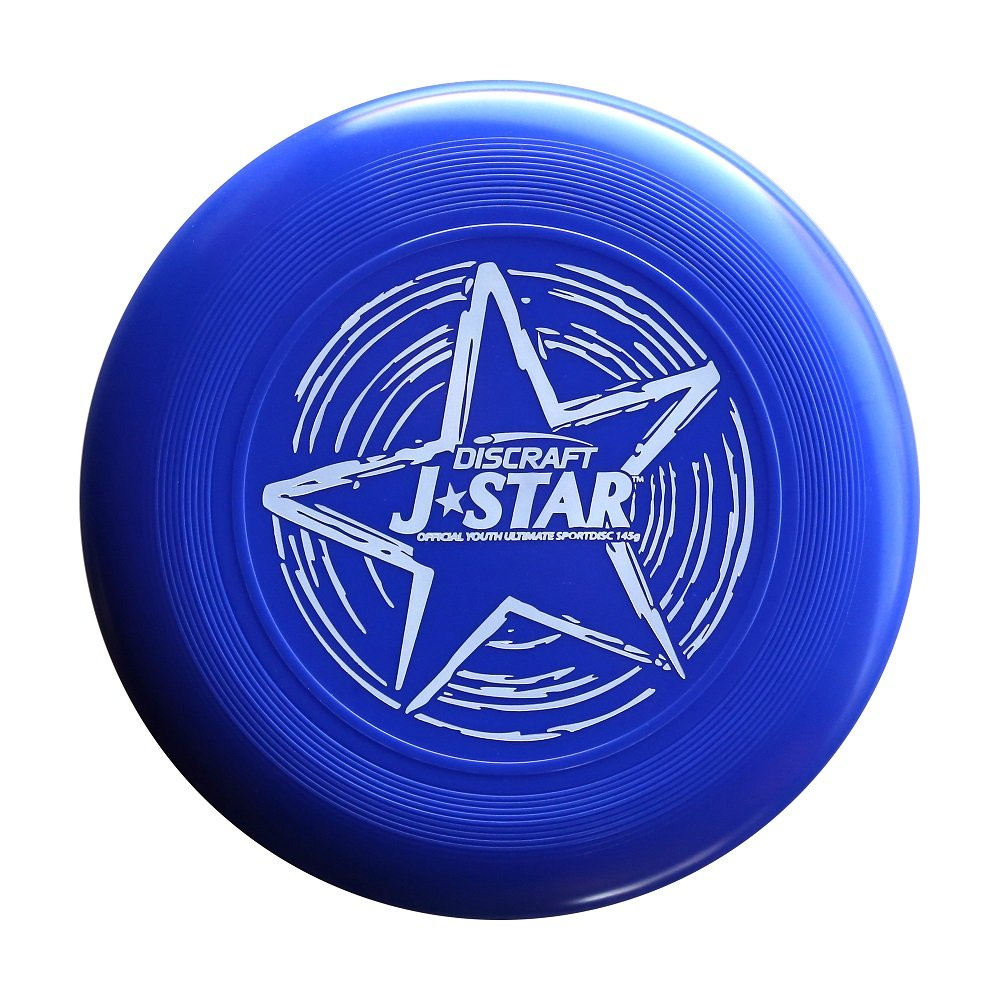Discraft J-Star 145g Ultimate Disc (Royal Blue)