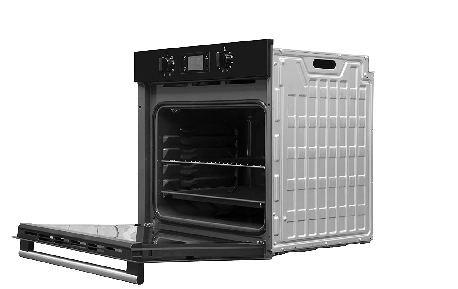 Black Hotpoint Class 2 SA2 540 H BL Built-in Oven