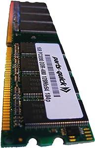 "parts-quick M9655G/A 1GB PC3200 400MHz 184 pin DDR SDRAM Non-ECC DIMM Desktop Memory for Apple iMac G5 20"" 2.0GHz (M9845LL/A) Brand"