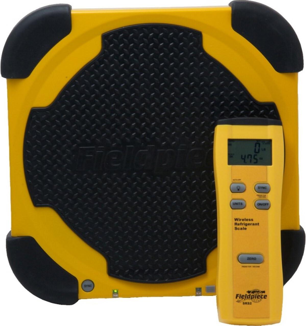 Fieldpiece SRS2C Wireless Refrigerant Scale