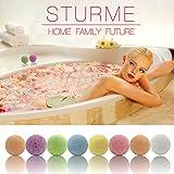 Both bomebs Gift Set 16 Organic Bubble Bath
