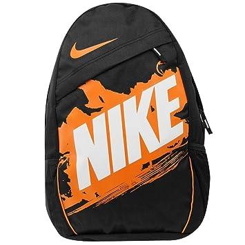 Nike Classic Turf Backpack Orange Black  Amazon.co.uk  Luggage 75914f51c738a