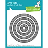 Lawn Fawn Die Cuts - Stitched Circle Frames