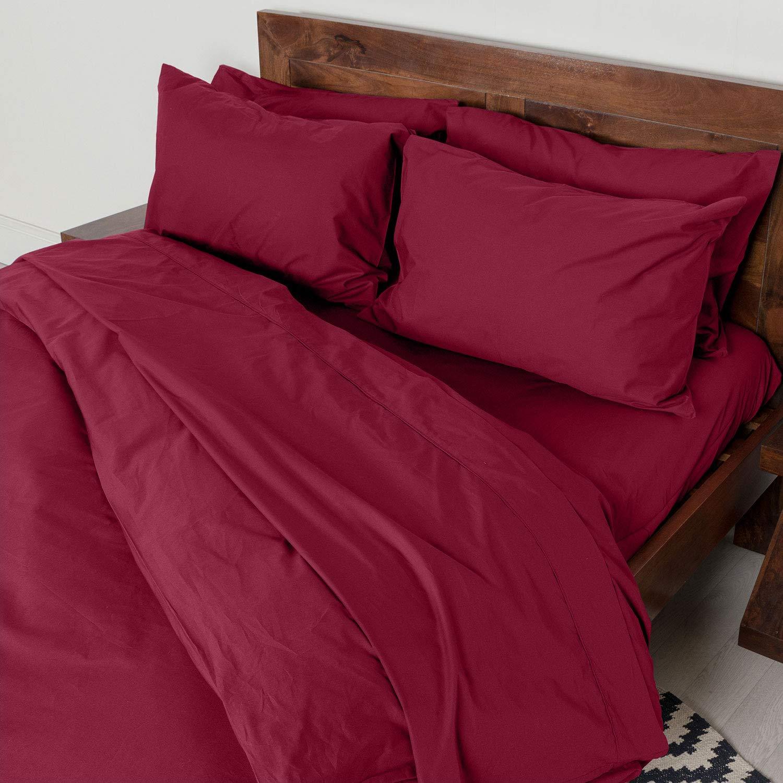 Homescapes 3 teilige Bettwäsche 260 x 220 cm Marineblau aus aus aus 100% Reiner ägyptischer Baumwolle Fadendichte 200 eaaf81